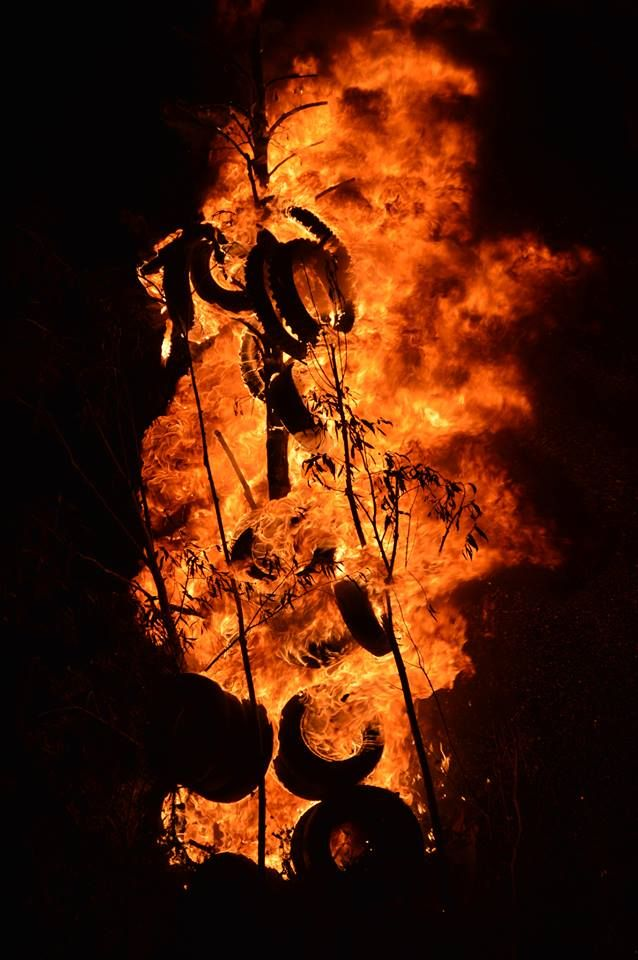 #travel #traveling #romania #tradition #fire #rotravel #romaniaminunata