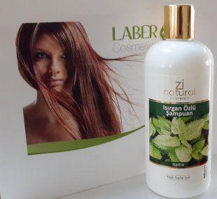 Zi Natural Nettle Shampoo
