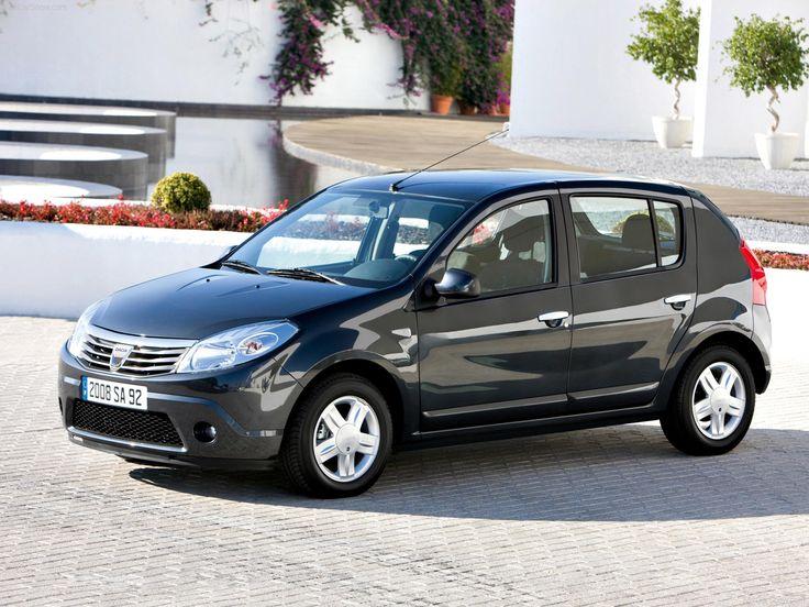 Dacia Sandero 2010- #Dacia #Sandero