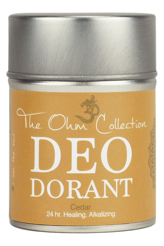 The Cedar tree (Cedrus Atlantica) is famous from Lebanon to the temple of Solomon, it is a powerful deodorizing essential oil. If you suffer from excessive perspiration and/or body odor, we can recommend this Deo Dorant. - A characteristic woody fragrance.  Price €22.-