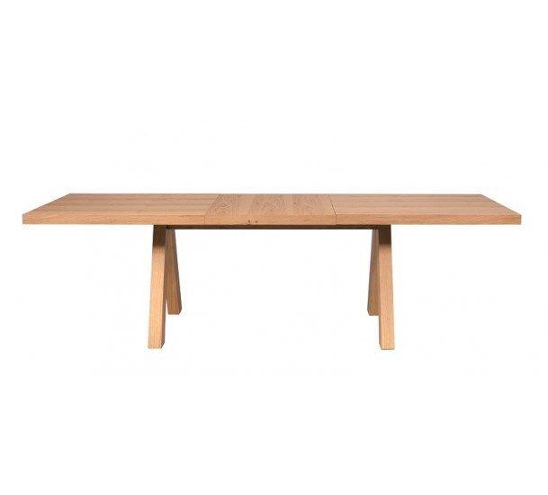 Spisebord i lyst eiketre - Rask hjemlevering