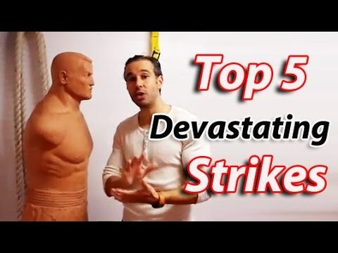 5 Most Devastating Strikes In a Street Fight That Anyone Can Use. - The Good Survivalist
