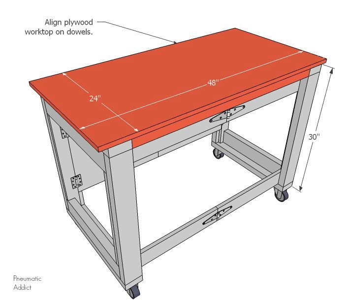 Woodworking Ideas Table Saleprice 7 Mobile Workbench