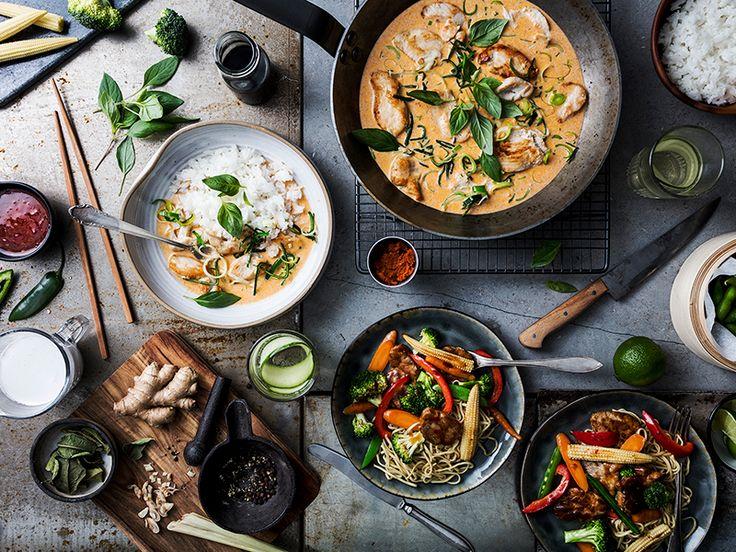 Pad Thai | Recept från Santa Maria