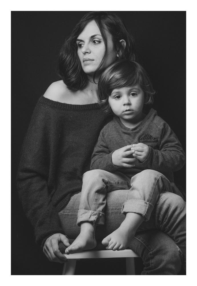 Mami y Darío
