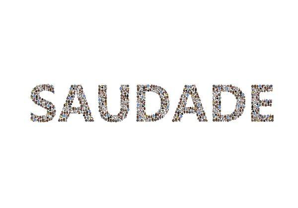 Saudade by Mafalda Caetano, via Behance