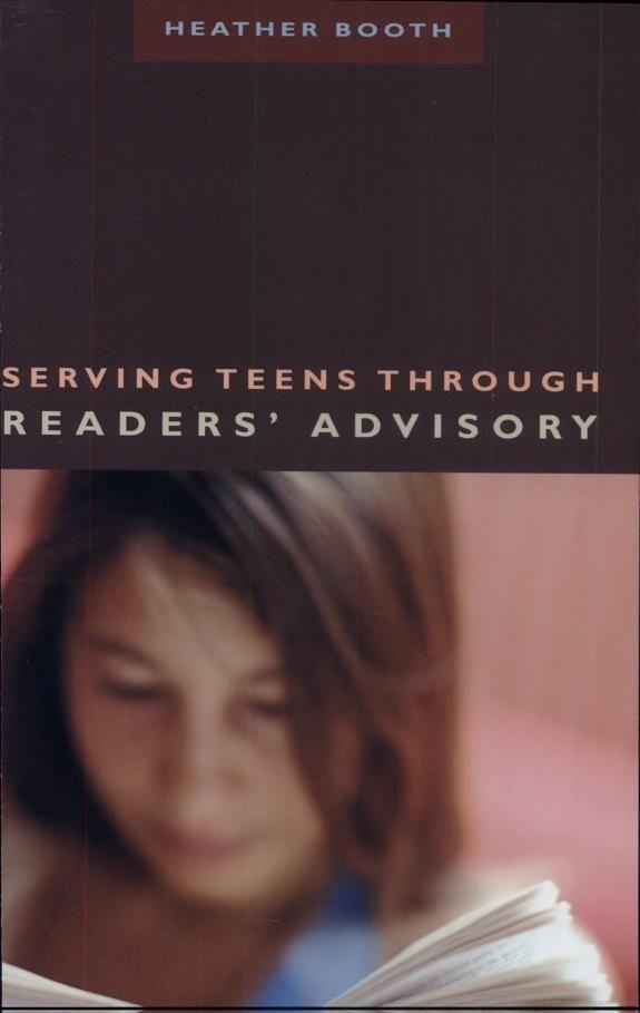 Teen Readers Advisory 108