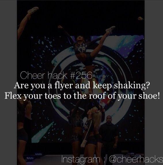 Cheer hack<<it works like a miracle!