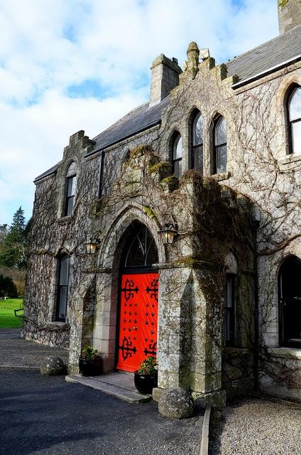 Barretstown Castle, Ireland