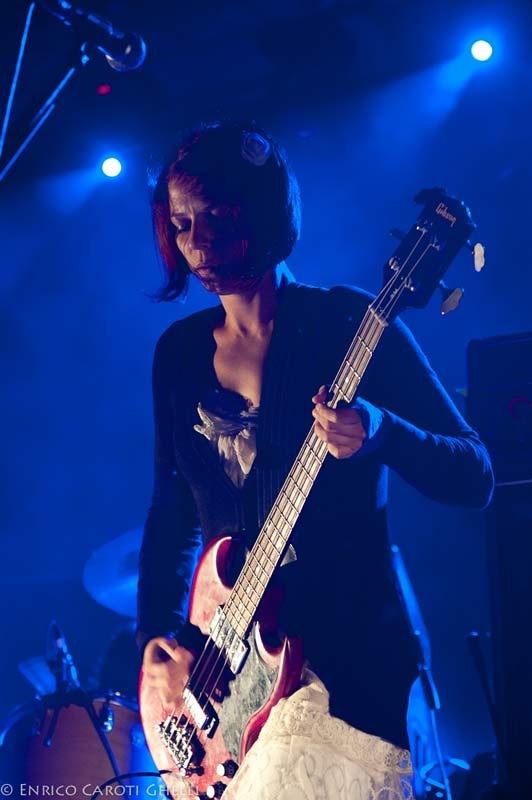 Roberta Sammarelli - Verdena  #roberta #sammarelli #verdena #rock #italian