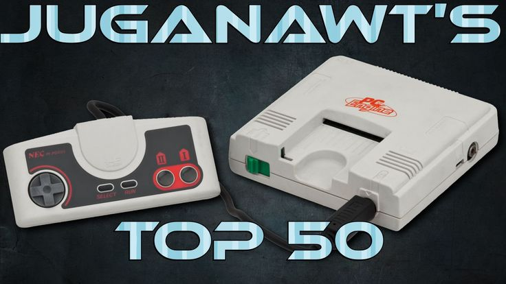 Top 50 TurboGrafx-16 / PC-Engine games of all time in 1080p / 60FPS!  This is my personal Top 50 TurboGrafX-16 / PC-Engine games of all time, all in a 60 Frames Per Second, 1080p Video Format!   Some controversial decisions were made. Did your favourite game make the cut? The list is a little heavy on Shoot 'Em Ups, and some of you might complain about that - I'd argue that the entire system is heavy on Shoot 'Em Ups, and that's why there are so many on this list!