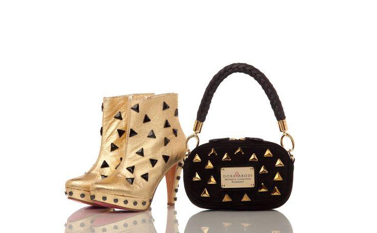Cipő és táska by Dora Abodi