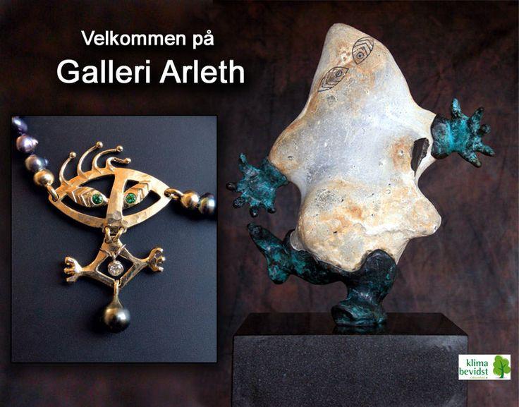 Velkommen på Galleri Arleth