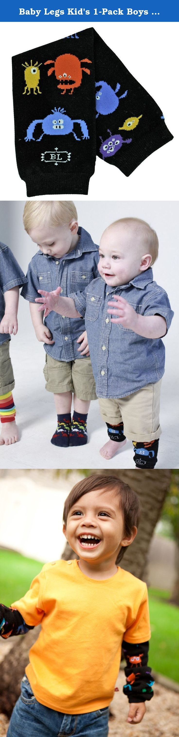 Baby Legs Kid's 1-Pack Boys Leg Warmer, Black Combo. Babylegs Leg WarmersBabylegs willMake diaper changes a breeze.Protect soft knees from harsh surfacesKeep legs warm year roundProvide light weight sun protectionMake Elimination Communication and potty training easierJazz up any dance class.Coordinate colors/prints with cloth diapers.Make a fun fashion statement with styles for every occasion!One size fits most.Thanks Mama offers a wide variety of cloth diapers cloth diaper covers and...