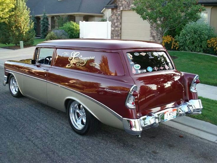 1956 Chevy Sedan Delivery Cars Trucks By Owner | Autos Post
