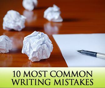 10 Most Common Writing Mistakes and How to Bust Them | Focuses on ESL writers but the same issues apply to 2nd graders!