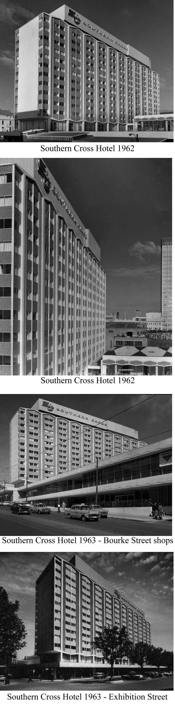 Southern Cross Hotel Melbourne Australia