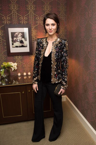 Mary Elizabeth Winstead Photos Photos - Actress Mary Elizabeth Winstead attends the Zuhair Murad cocktail party at Sunset Tower Hotel on November 16, 2016 in West Hollywood, California. - Zuhair Murad Cocktail Party