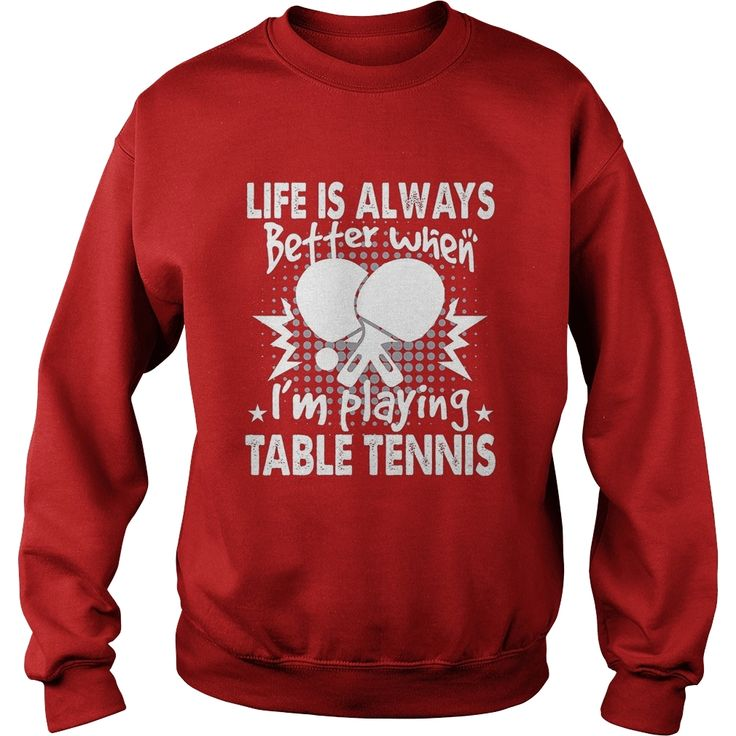 Table #Tennis Shirt - I'm Playing Table #Tennis Shirts, Order HERE ==> https://www.sunfrog.com/LifeStyle/118052262-531291397.html?89700, Please tag & share with your friends who would love it, #christmasgifts #xmasgifts #renegadelife  tennis quotes, tennis outfit, tennis court  #tennis #science #nature #sports #tattoos #technology #travel