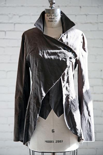 Jacket by Greg Lauren (one of my favourite designers)    www.greglauren.com