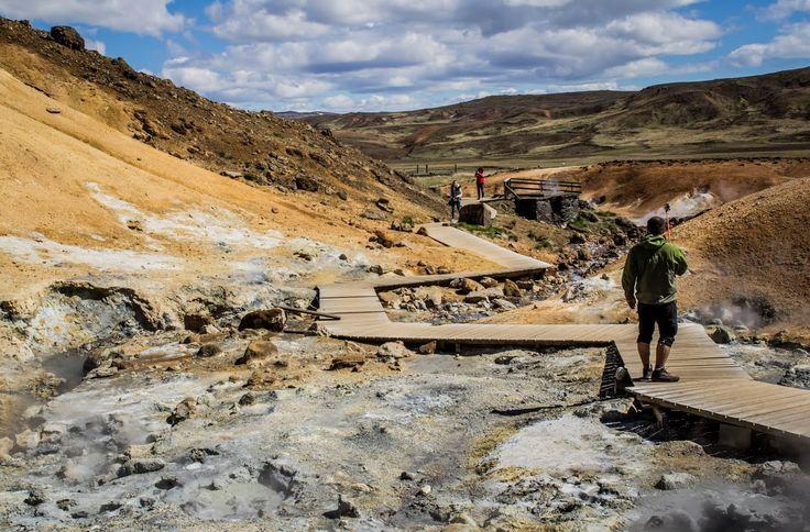 padusiowo: Islandia #2 - Lekcja geotermii z Seltun