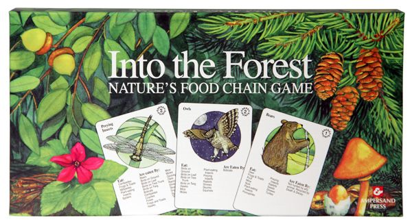 Into the Forest Game | Main photo (Cover)