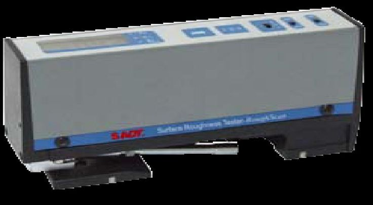 Surface Roughness Tester available from http://www.sourceindustrialsupply.com