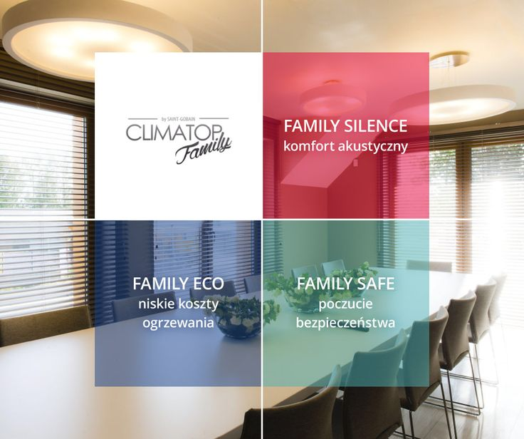 CLIMATOPFAMILY to szyby do okien, których budowa została optymalnie zaprojektowana do funkcji, jaką mają spełniać.#glass #architecture #saint_gobain #glassolutions #climatop_family #glass_for_home #triple_glazed_windows