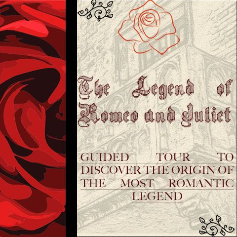 The Legend of Romeo and Juliet : Mystery Guided Tour Downtown Verona