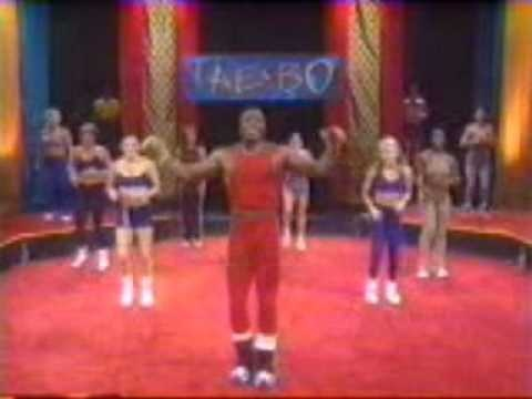 Billy Blanks Advanced Tae Bo.... I've been a fan of this workout since 1999 starting it again tomorrow morning!!!! Best workout ever created!!!! Between this and weight watchers, I'm on the road to weight loss!!! :)