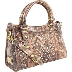 Frye studded purse :)  Love this purse.  I would take a pair of boots by Frye to match please!!!!!
