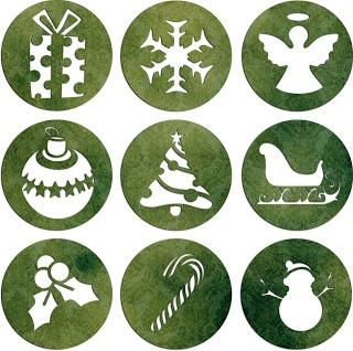 Free SVG Christmas Tags