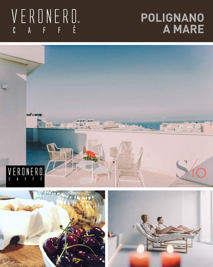 relax e #veronerocaffè: un'accoppiata vincente da vivere a Polignano a Mare @Suite 10 #passioneperilpiacere