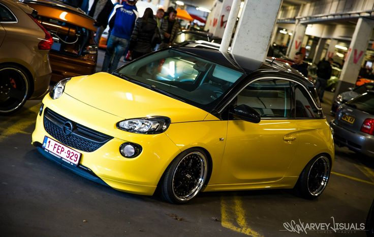 opel adam tuning pinterest cars. Black Bedroom Furniture Sets. Home Design Ideas
