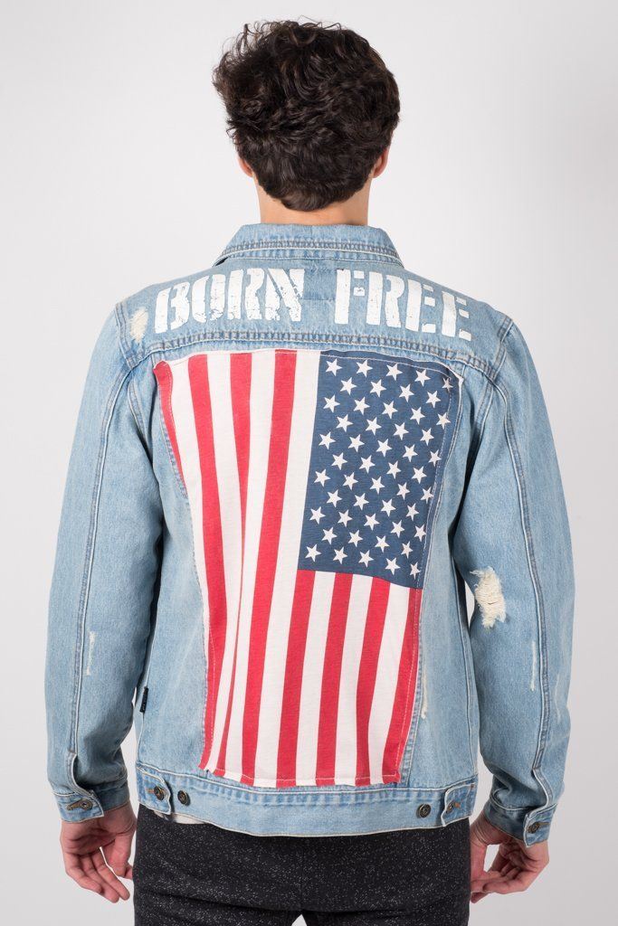 Vintage 80s Speedo Jacket Windbreaker American Flag Stars And Stripes All Overprinted Size M Good Condition By Al American Flag Stars American Flag Windbreaker