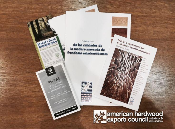 Toda la información que necesitan sobre las Maderas Duras Americanas, está en nuestro stand en la Expo AMPIMM 2016 en el Centro Banamex.   ¡No olviden pasar a visitarnos!