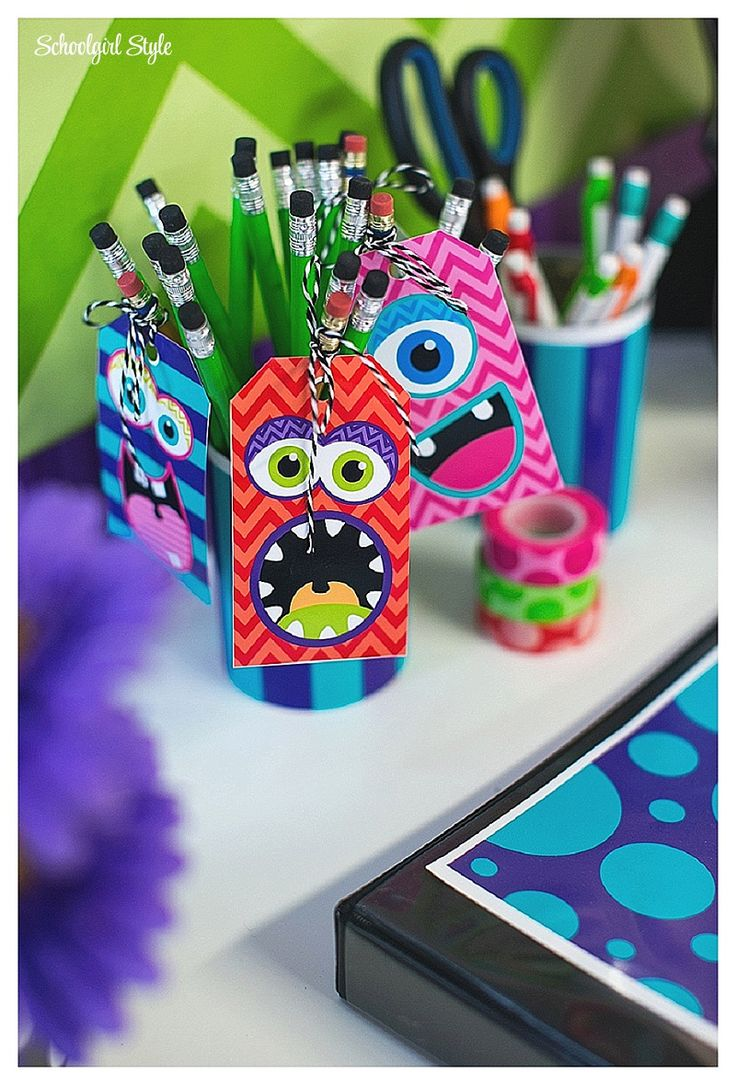 269 best classroom theme ideas images on pinterest for Monster themed fabric