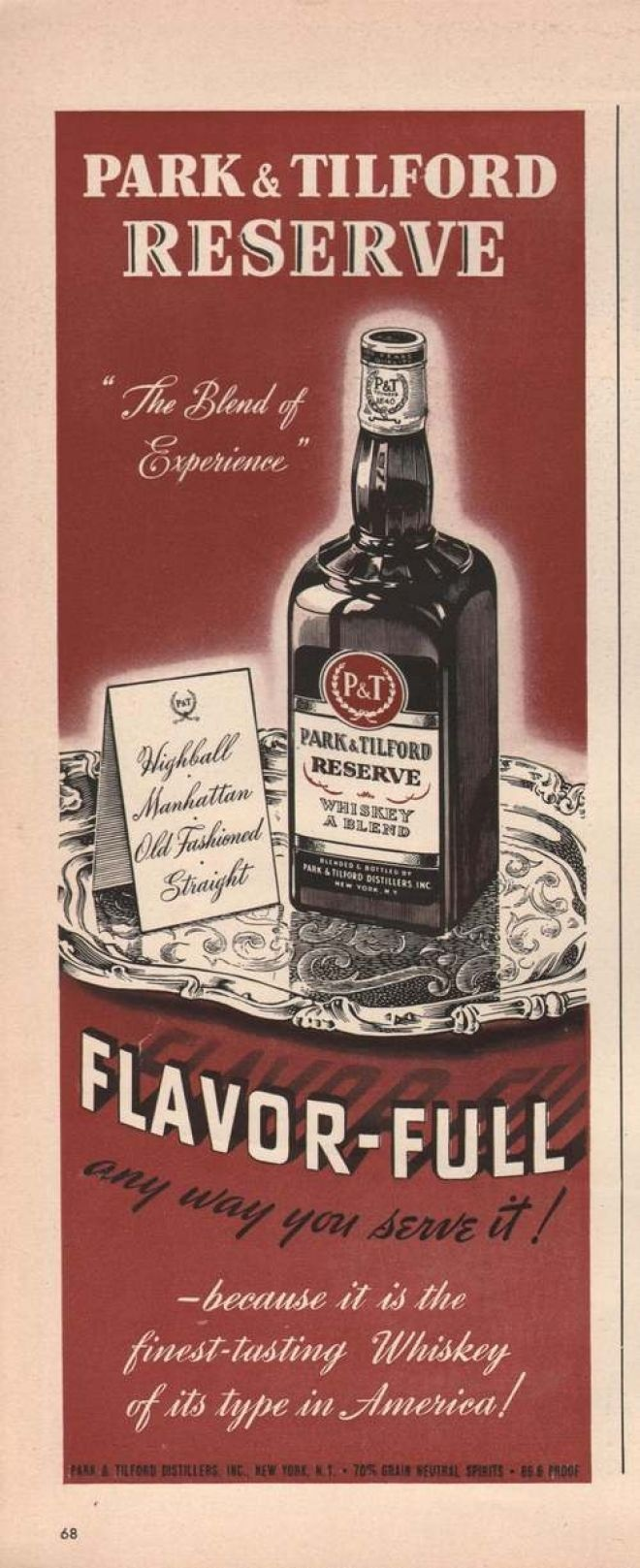 Vintage Drinks Advertisements of the 1940s (Page 39)