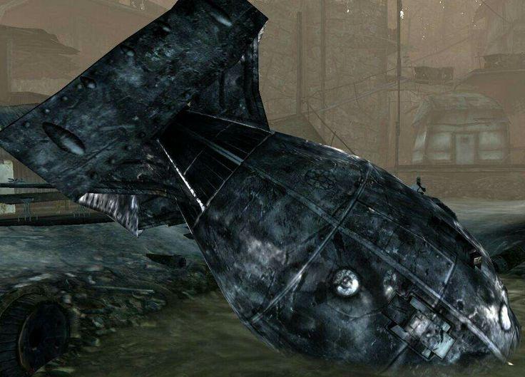 Megaton Atom Bomb Fallout 3
