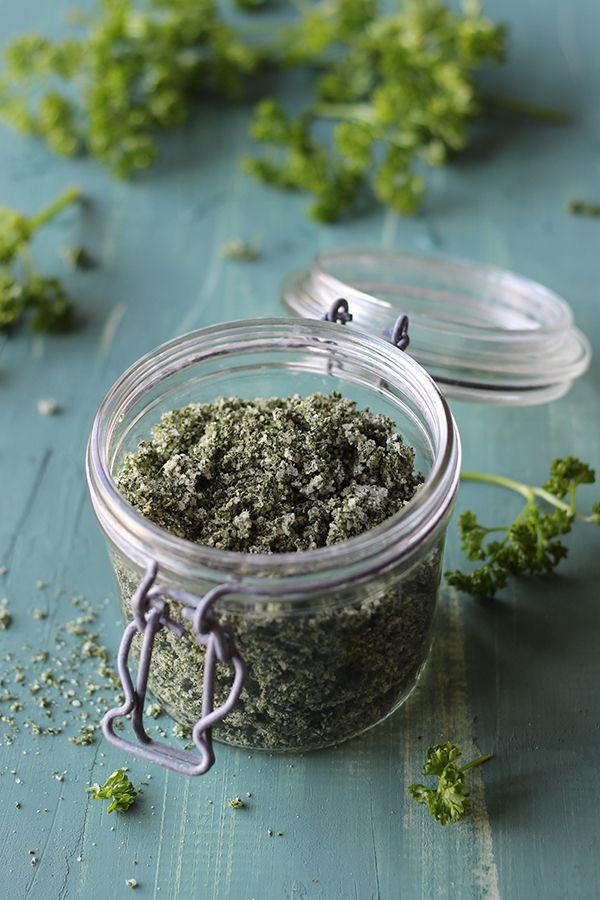 sel aux herbes maison