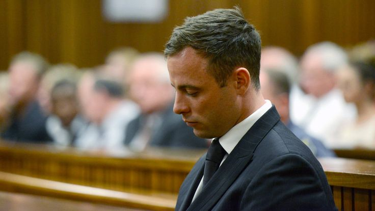 New York Times: Oct. 22, 2014 - Oscar Pistorius' five-year sentence may mean move to house arrest
