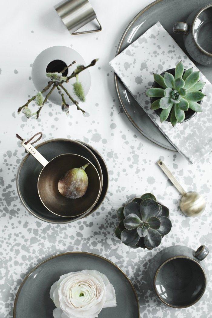 New Rustic Ceramics from Ferm Living