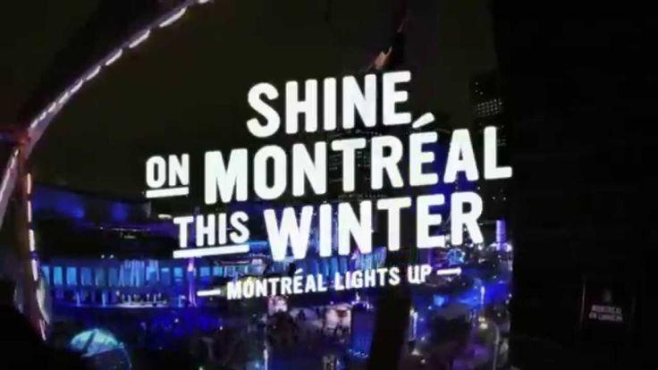 Montreal Lights up!