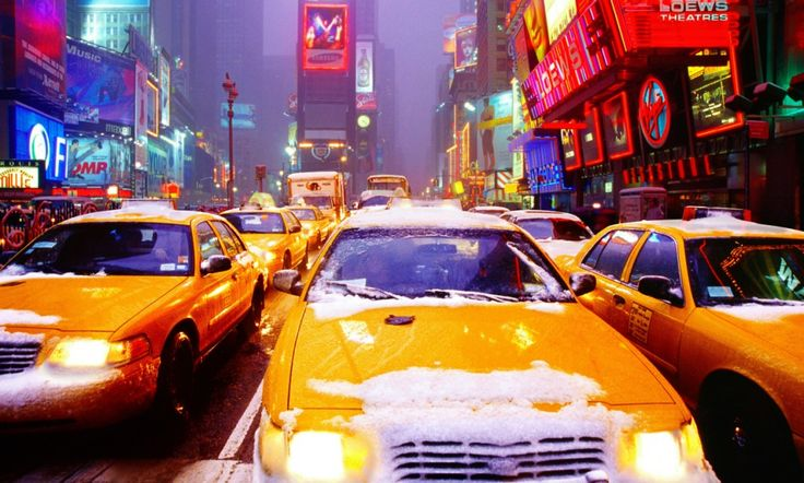 Uber declares war on the yellow cab: App firm undercuts NYC taxis