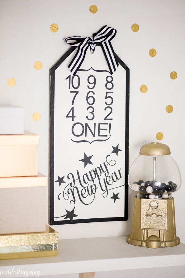 Hogmanay ideas at home
