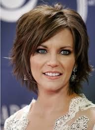 short layered haircuts - Google Search