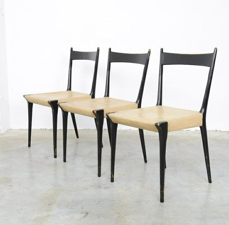 Cherry Chairs File Gondola Side Chair Maker Unknown New