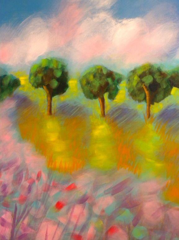"Saatchi Online Artist: gordon sellen; Acrylic, 2012, Painting ""Clearview"""