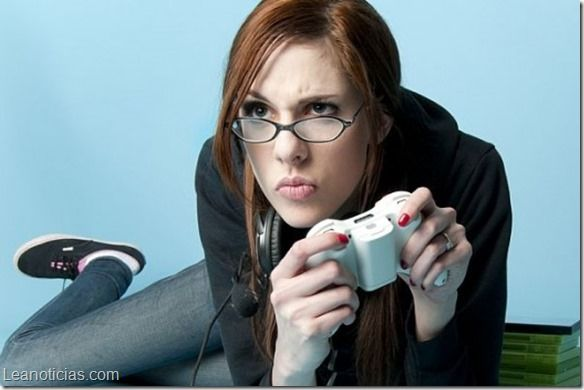 Chicas gamers igualan a los hombres - http://www.leanoticias.com/2014/04/28/chicas-gamers-igualan-los-hombres/