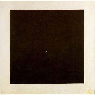 Kazimir Malevich, Black Square - 1915